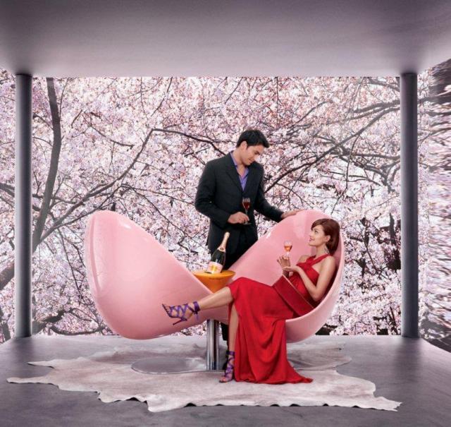 Karim Rashid, Love Seat